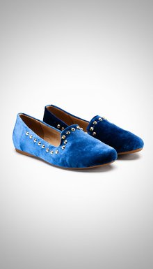 Slipper Azul Spikes