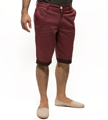 BERMUDA COLOR BURGUNDY
