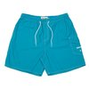 Side Pocket Shorts Aqua