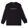BLV Data Long Sleeve Preta