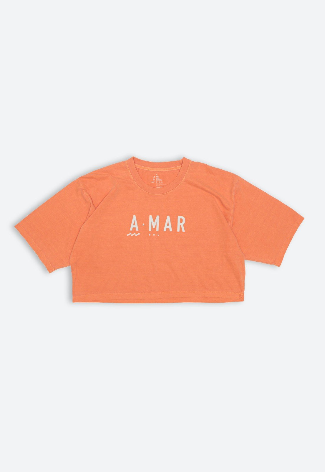 Camiseta Cropped A.Mar
