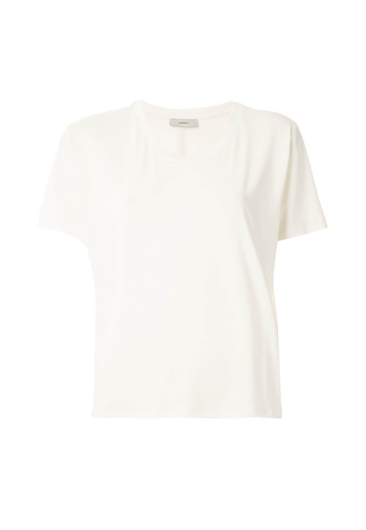 T-shirt Drica Decote Careca