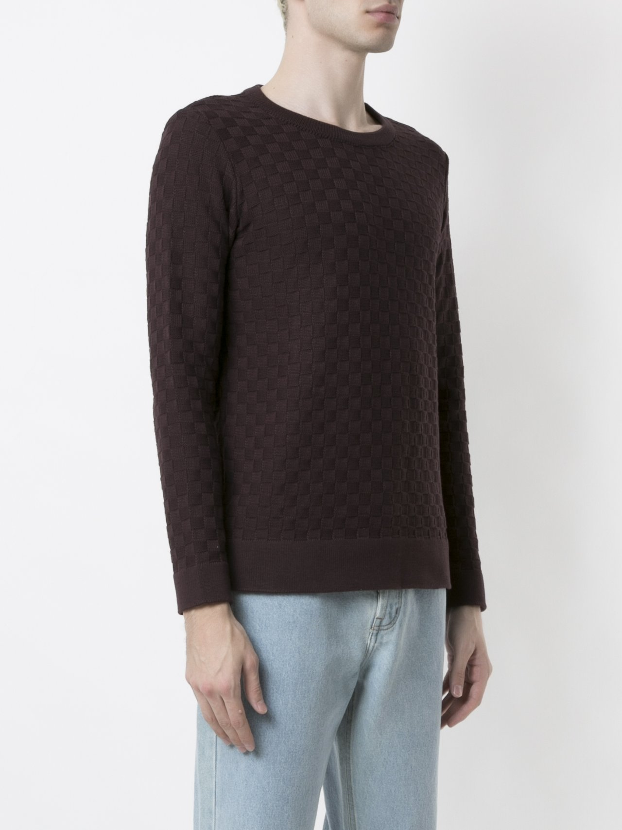 Sweater Quadriculado