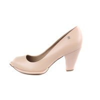 Peep Toe Cristofoli Katty Quartzo