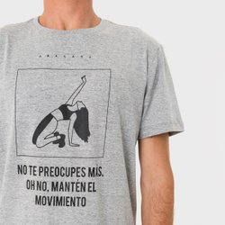 Camiseta  Aragäna | Movimiento