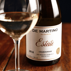 De Martino Estate Reserva Chardonnay 2019 (750ml)