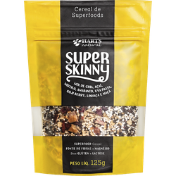 Cereal Super Skinny 125g