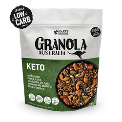 Granola KETO Low Carb 300g