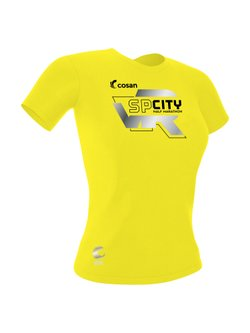 Camiseta Corrida SP City Half Feminina