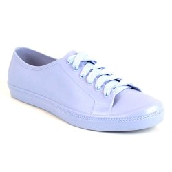 Tenis Emporionaka Pvc Candy Colors Azul