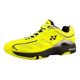 TÊNIS YONEX POWER CUSHION CEFIRO ALL COURT AMARELO E CINZA