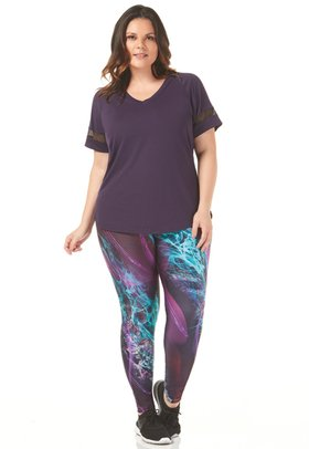Legging Bandeirinha Plus