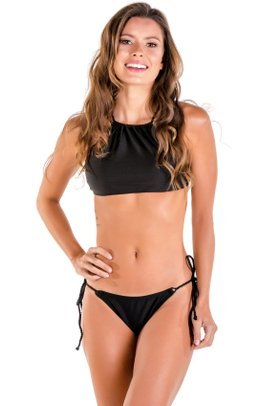 biquini cropped box preto