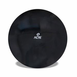 Disco de Equilíbrio Inflável para Exercícios e Alongamentos Master Acte  Sports Preto com Bomba de Ar f4987d18e3932