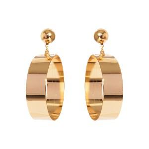 Imagem do produto Brinco Argola Karola Grande e Grossa Folheado a Ouro 18k 9ccbdccd2a