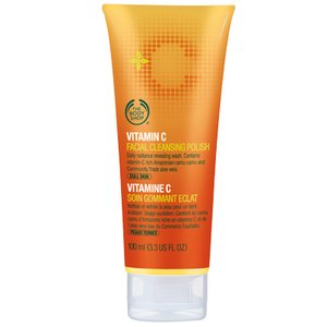 GEL DE LIMPEZA ESFOLIANTE FACIAL VITAMINA C