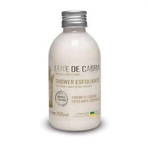 Shower Esfoliante Leite De Cabra