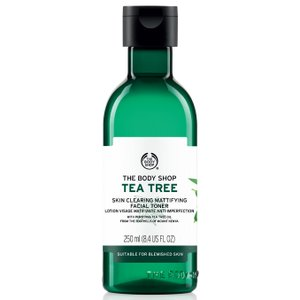 Tônico De Limpeza Facial Tea Tree 250 Ml