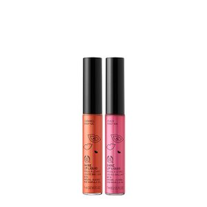 Duo de Brilho Labial Caramel Peach