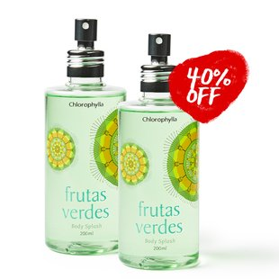 Black Friday - Body Splash Frutas Verdes