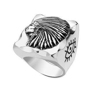 Anel - Sioux 100% Prata | Ring – Sioux 100% Silver