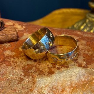 Anel – Warding Off Evil Spirits | Ring – Warding Off Evil