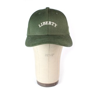 Boné – Liberty Embroidery - Green | Cap – Liberty Embroidery - Green
