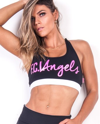 Top Fcl Angels Preto