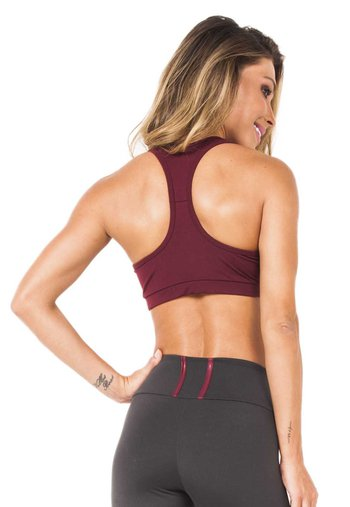 Top Energy Burgundy Cirre
