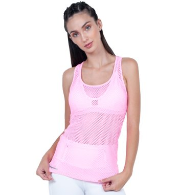 Blusa Regata Pink Enjoy