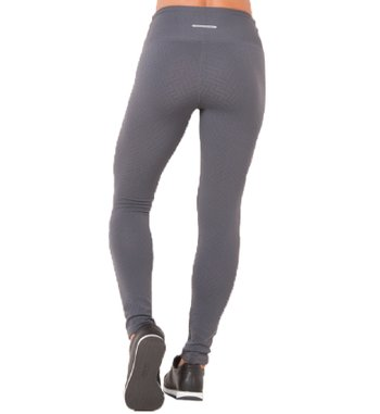 Legging Essencial Gray Jacquard