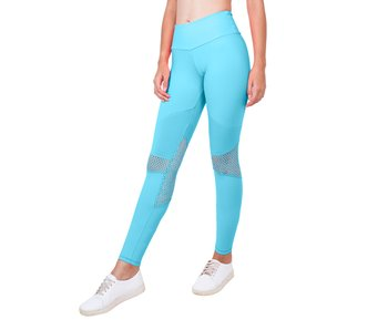 Legging Fit Cyan Supplex