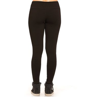 Legging Essencial Black Supplex