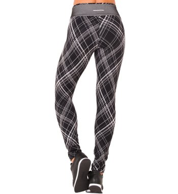 Legging Essencial Scratched Jacquard