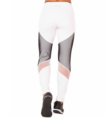 Legging WB 3D Supplex Tulle