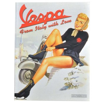 Vespa – From Italy With Love