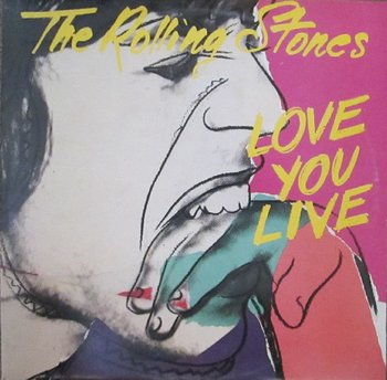 The Rolling Stones – Love You Live