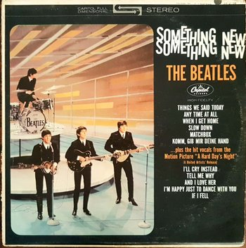 The Beatles – Something new