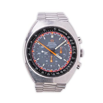 1970 Omega Speedmaster Mark II
