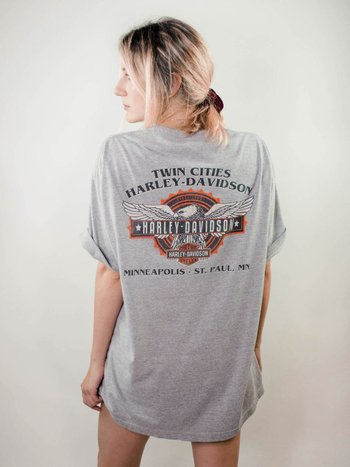 T-Shirt Vintage Twin Cities