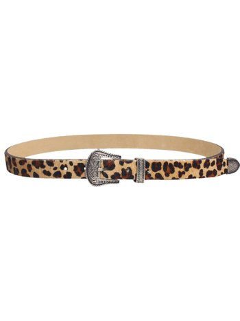 Cinto Dallas Animal Print