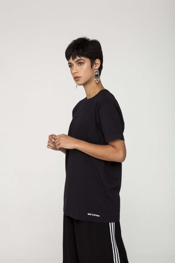 Camiseta Long Black