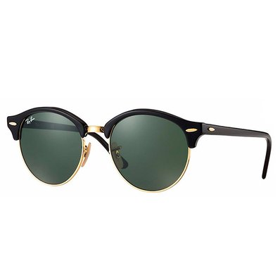 Óculos de Sol Ray Ban Clubround RB4246-901 51