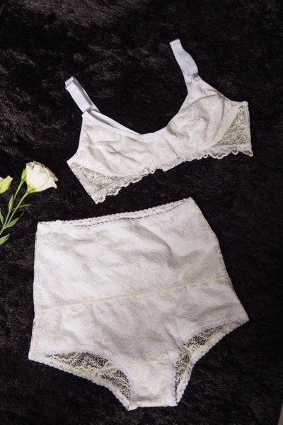 HOT PANTS BRANCO