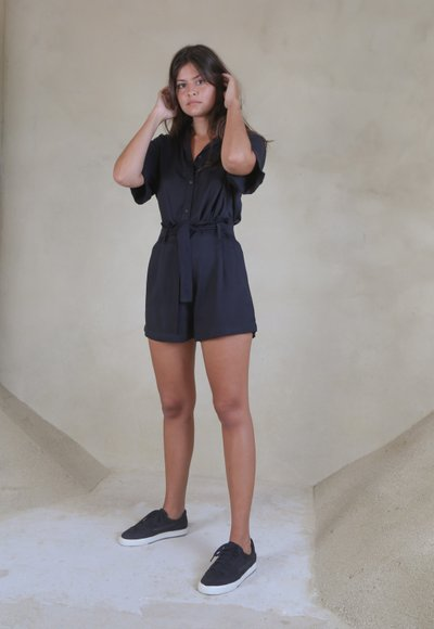 Short Clochard Preto