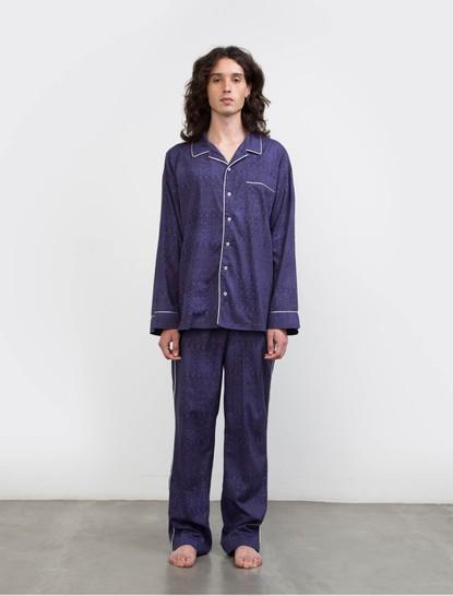 Camisa Pijama Shibori