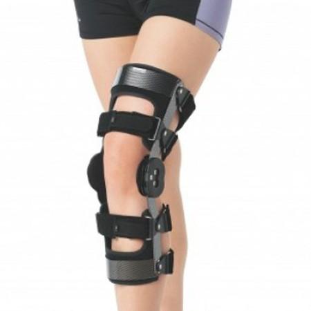 Joelheira Ortopédica Tipo Brace com 2 Velcros Bracepauher Orthopauher 54981db81f21a