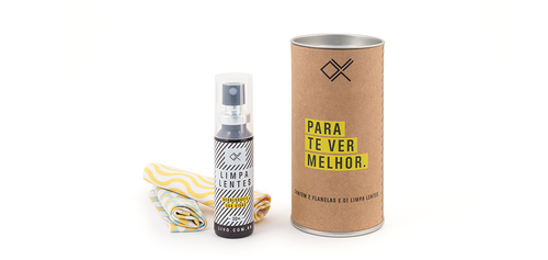Kit Limpa Lentes | Leans Cleaner Kit