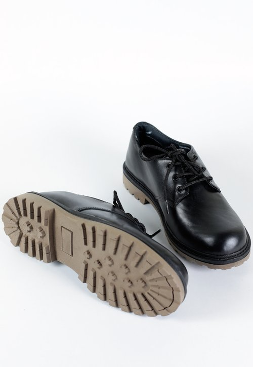 DROVER LOW - Black