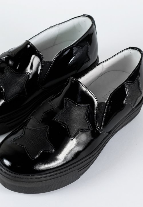 Slip on Stars - Black